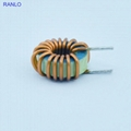 RANLO T50-52 8.3uH 3A toroidal power choke inductor filter