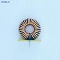 RANLO  T106-125 157.5uH 8A power choke