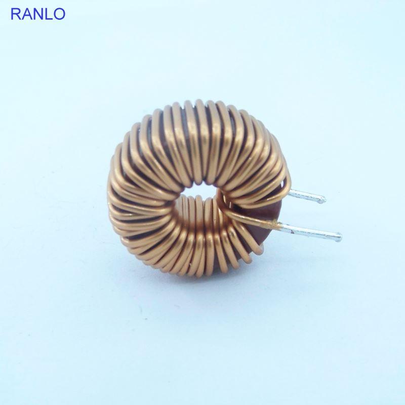22uH T106-2 power choke 1.4mm copper wire 1
