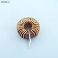 22uH T106-2 power choke 1.4mm copper wire 2