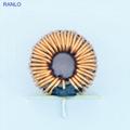 RANLO T94-2 30uH  15A iron core power choke