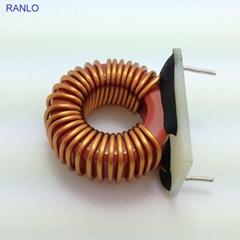 T94-2 7.5uh  1.0mm铜线 线圈电感磁环