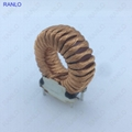 RANLO T130-2 9uH 30A litz wire power choke