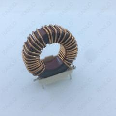 线圈电感 10uH 8A T130-2 铁粉芯磁环