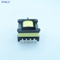 EF25 EF2520  horizontal 5+5 inverter converter transformer