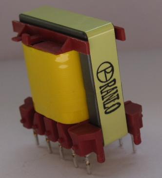 EF25 立式 5+5 開關電源高頻變壓器 1