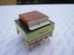 EF25 卧式 5+5 多槽 5槽 开关电源高频变压器