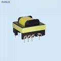 EE30 定做定製高頻開關電源變壓器打樣 工廠批量生產 臥式 6+6