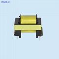 EE30 custom SMPS transformer converter horizontal 6+6 HF