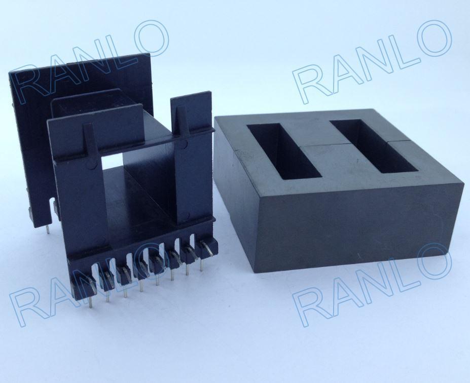 EE65 2000W transformer bobbin PC40 EE65/65/27A ferrite Core