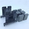 EE55 10+10pin horizontal transformer bobbin ferrite core