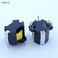 RM6 3+3 SMPS ferrite core transformer pulse  transformer
