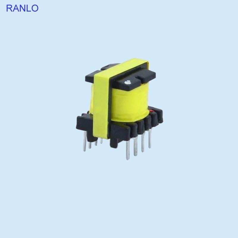 EE19 定製定做開關電源高頻變壓器打樣 立式 4+6 DC DC  1