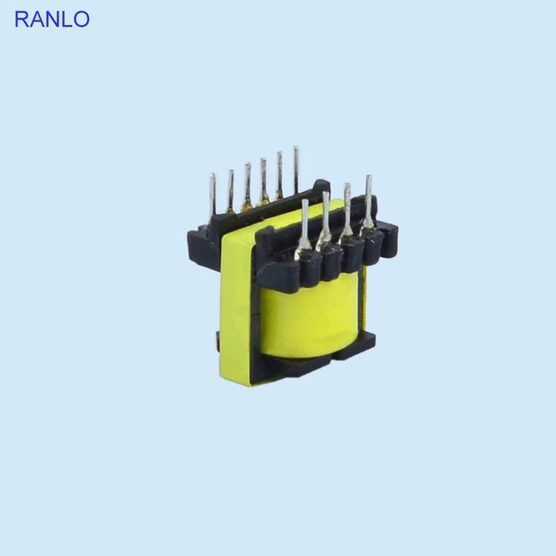 EE19 定製定做開關電源高頻變壓器打樣 立式 4+6 DC DC  2