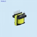 EE19 定制定做开关电源高频变压器打样 立式 4+6 DC DC
