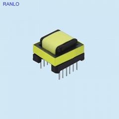 EE19 6+6pin horizontal power supply transformer