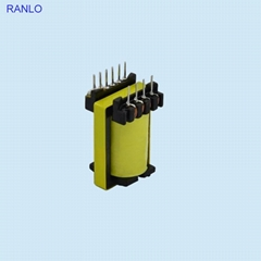 EE19L EEL19 vertical voltage transformer 4+6pin