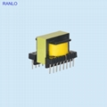 EE28 SMPS transformer pulse transformer vertical 8+8pin