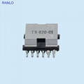 EFD15 6+6 貼片開關電