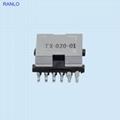 EFD15 6+6 贴片开关电源变压器