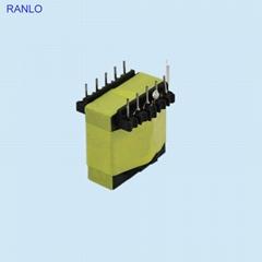 ER2828 立式 5+5 高频电源变压器
