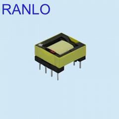 EFD15 4+4 power transformer HF transformer pulse transformer