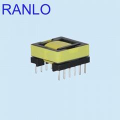 EFD15 6+6 高頻變壓器電感線圈廠家