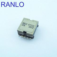 RANLO EFD20 5+5 RMIO UTK 開關電源高頻變壓器