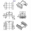 EPC27 5+6 開關電源變壓器 高頻變壓器 工廠 5