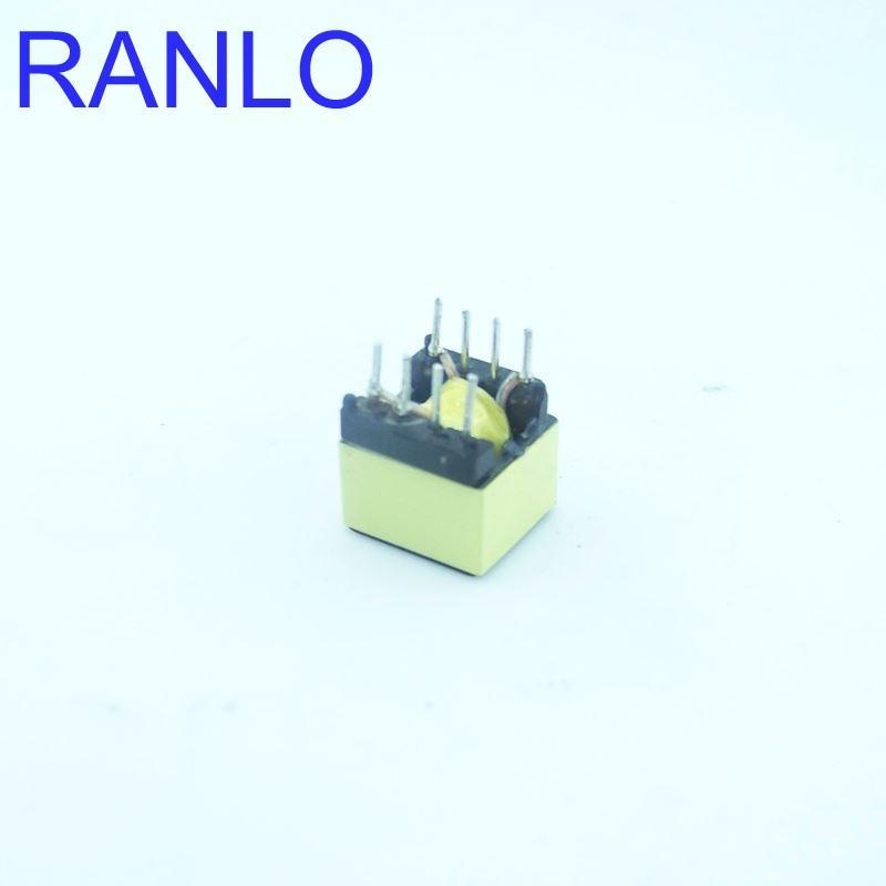 EP10  4+4 插腳 脈衝變壓器高頻變壓器電源變壓器 2