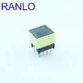 EP10  4+4 插腳 脈衝變壓器高頻變壓器電源變壓器 1
