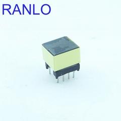EP10  4+4 插腳 脈衝變壓器高頻變壓器電源變壓器