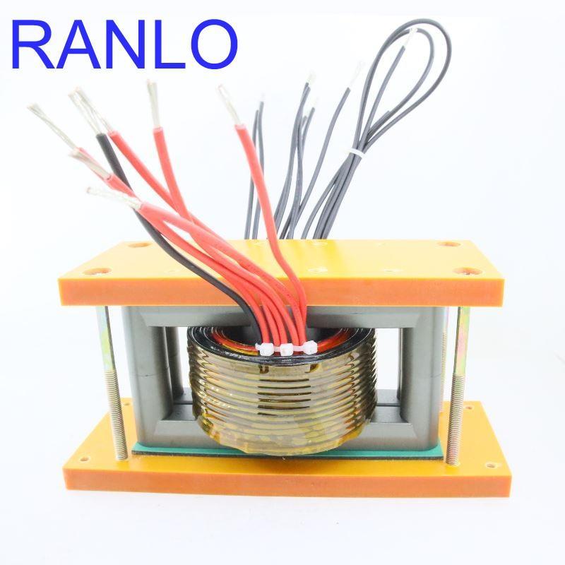 Medical mask machine transformer choke coil EE50 EE40 air coil