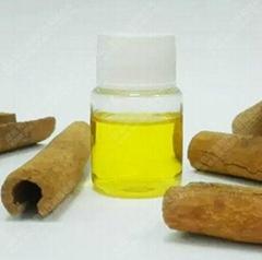 water-soluble cinnamon bark oil, cassia oil