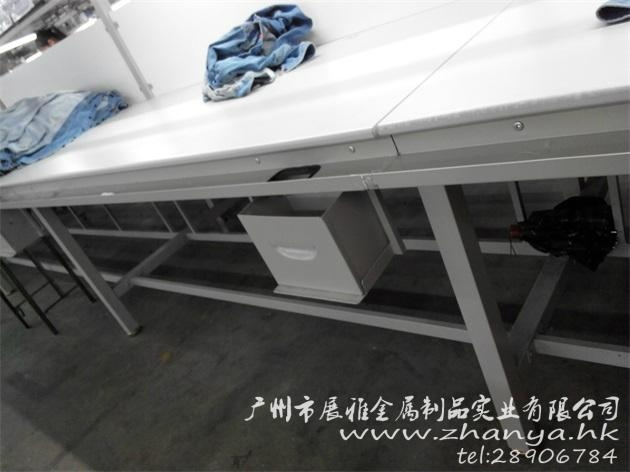 組合式流水線工作台面對面裝配工作台 2