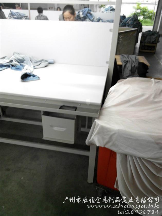 组合式流水线工作台面对面装配工作台 5