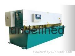 QC12Y/K 液壓擺式數控剪板機