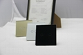 Crystal Glass Panel Touch Switch Touch Light Switch UK Standard 3