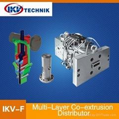 Multi-Layer Co-extrusion Distributor