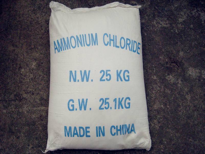 Ammonium chloride(CAS:12125-02-9) 1