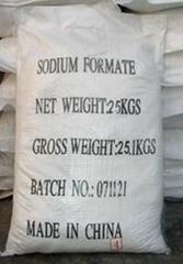 Sodium Formate(CAS:141-53-7)
