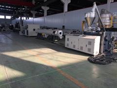 PVC  Pipe Line