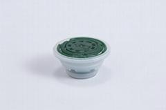 Metal cans plastic cap flexible oil spout cap