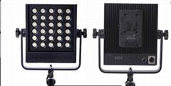 泰阳LED630便携式新闻采访套灯