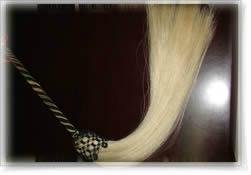 Horsetail whisk 1
