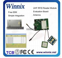 RFID UHF reading and writing module