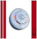 High quality heat& smoke detector