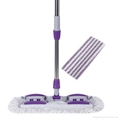 360° Spin Flat Mop-HM0380 with two Mop Clothes 1