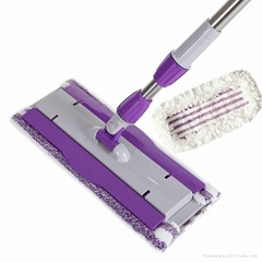 360° Spin Flat Mop-HM0390 Wth Two Mop