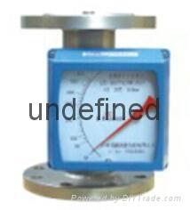 金屬管浮子流量計選型